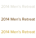 2014 High Plains Men's Retreat